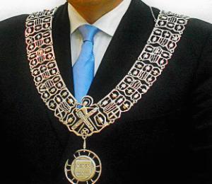 burgemeestersketting